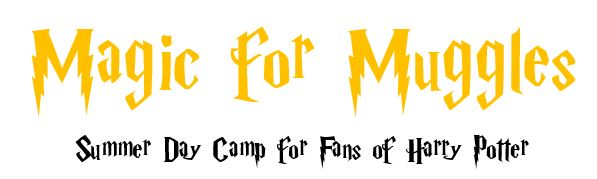 Magic for Muggles Summer Day camp